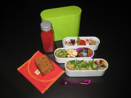 First Spring Friday Bento (23-03-2012)