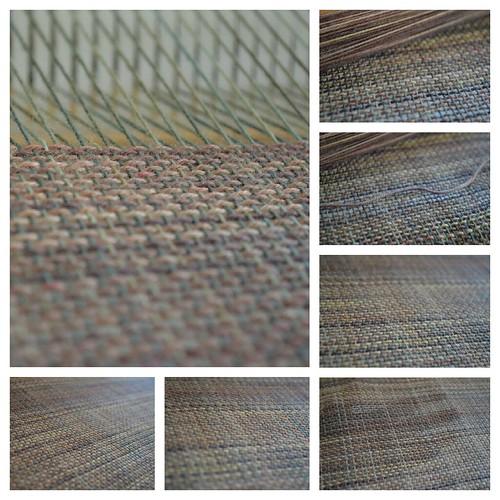 silver weaving