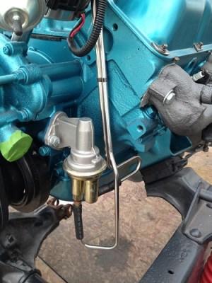 pics of fuel and brakeline routing help!!!  JeepForum