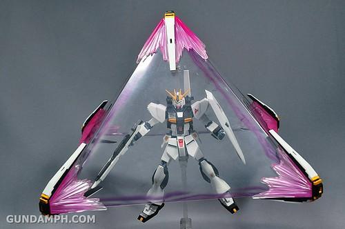 Robot Damashii Nu Gundam & Full Extension Set Review (86)