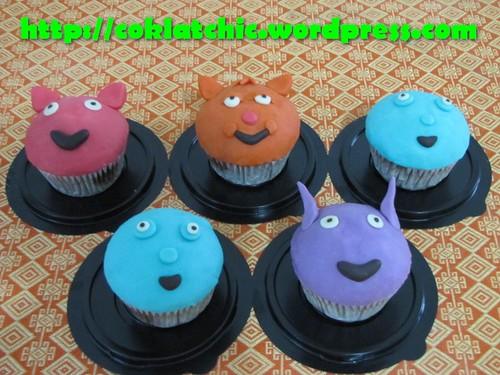Cupcake baby TV