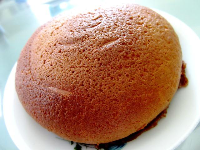 Coffee bun