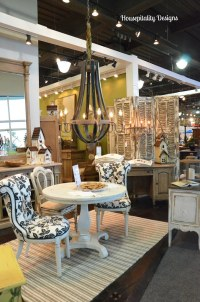 High Point Market Spring 2014 {Bramble Company Furniture}