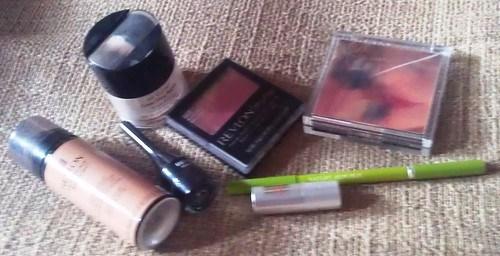 FOTD: Stress Free makeup