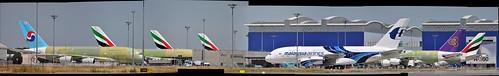 J.L. LAGARDERE flight line 27/06/2012.