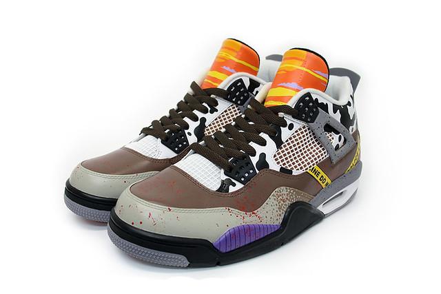 Air Jordan 'Rorschach' IV