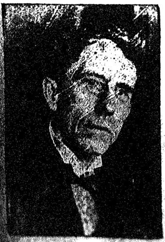 Frank Breene, ca. 1907