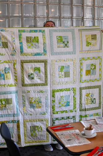 Claire's Nicey Jane Quilt