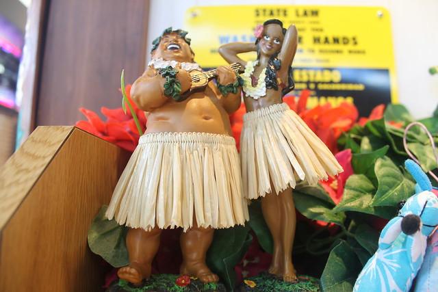 Muñecas hawaianas
