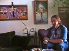 Timm at Tonic Herban Lounge in Boulder