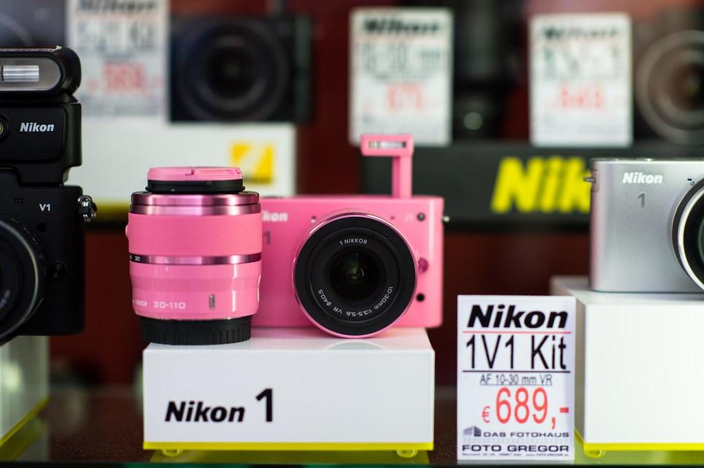 Nikon D4 seconds