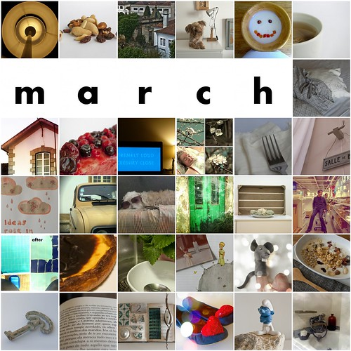 march photo a day