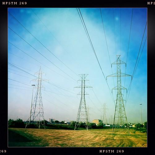 Rexdale Transmission Lines