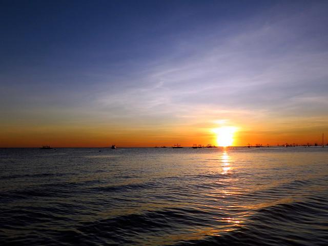 Boracay sunset-001