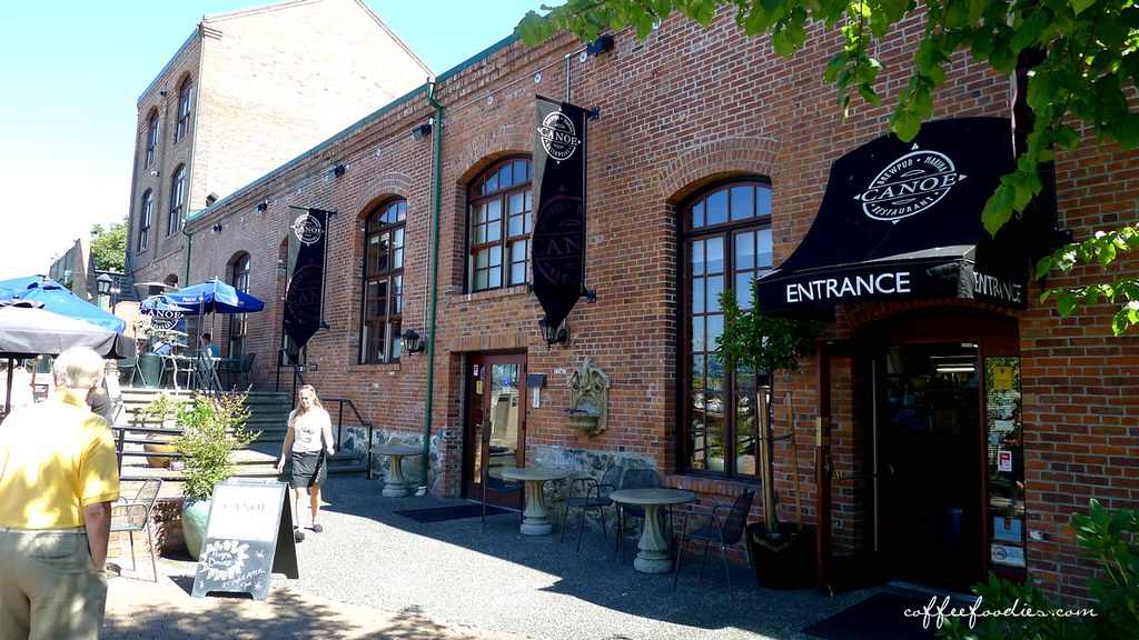 CANOE BREWPUB, Restaurant and Marina VICTORIA BC 0016