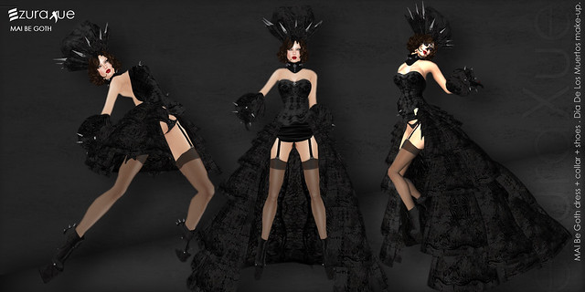 ezura + MAI Be Goth