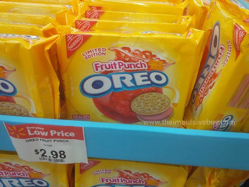 Nabisco Limited Edition Fruit Punch Oreo