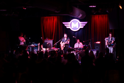The Boxer Rebellion, Motorco, Durham NC, 04/21/12