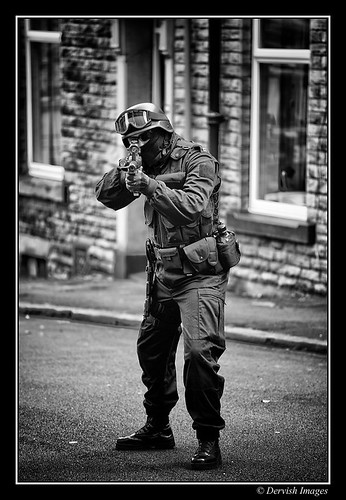 SWAT @ Bramley Carnival 2012 by Dervish Images