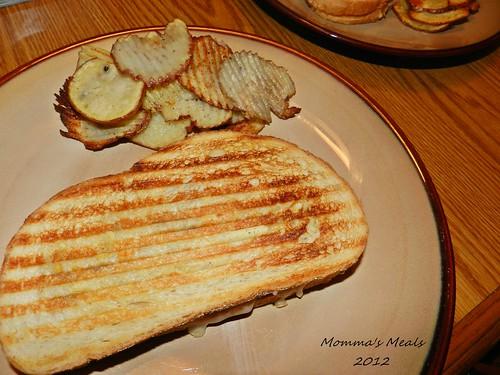 Steak & Cheese Panini (2)
