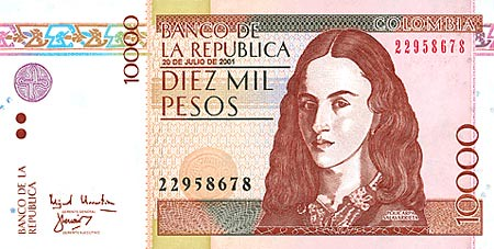 Peso Colombiano: La Moneda de Colombia