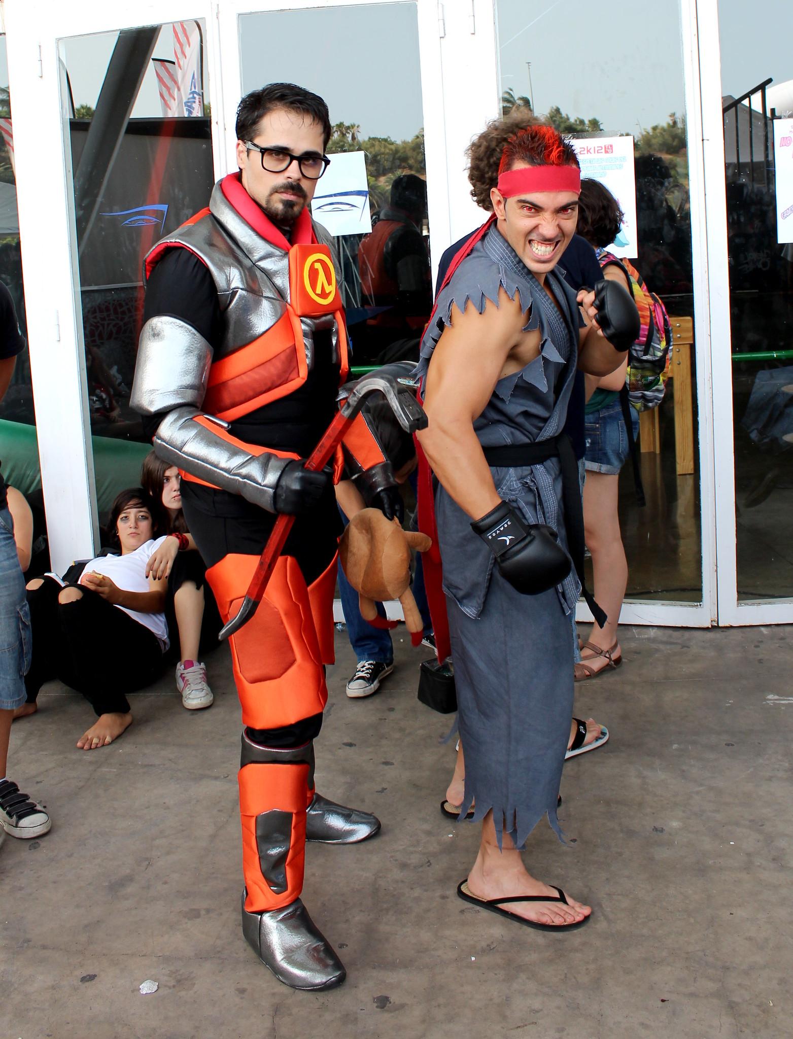 Nico Robin Strong World Cosplay Julio 06i Flickr