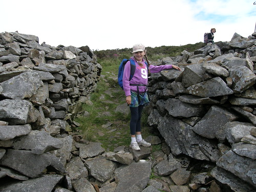 A and the Iron Age wall II