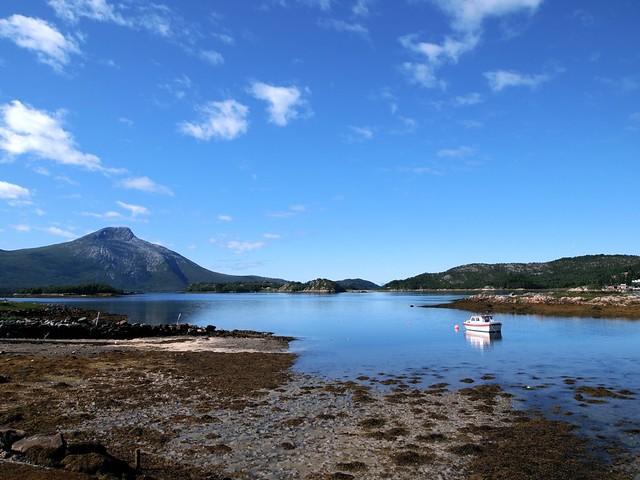 Efjord.