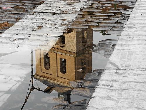Reflejo de campanas by dedaimiel