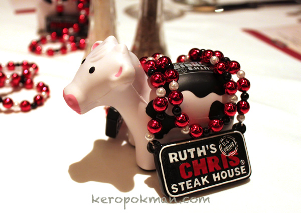 Ruth's Chris Steak House, Singapore