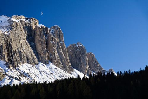 Dolomites: Sella