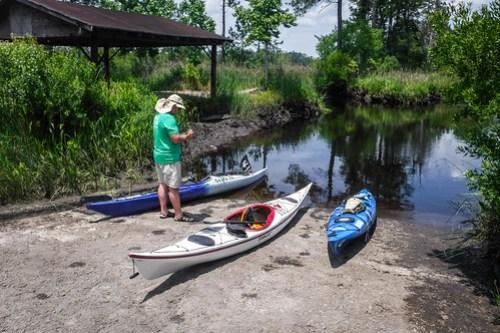 New River Paddling-1