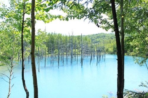 blue pond-2