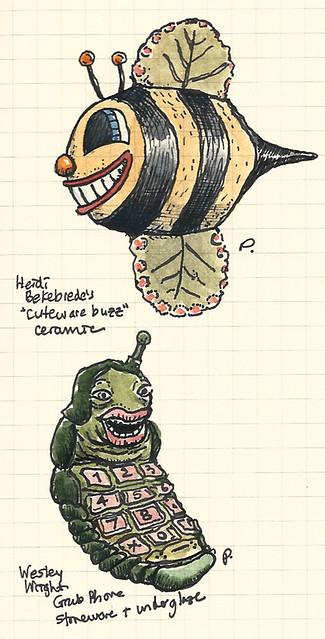 bugshow ceramics sm