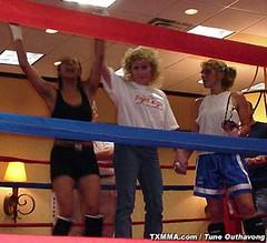 Martial Arts Fight Night