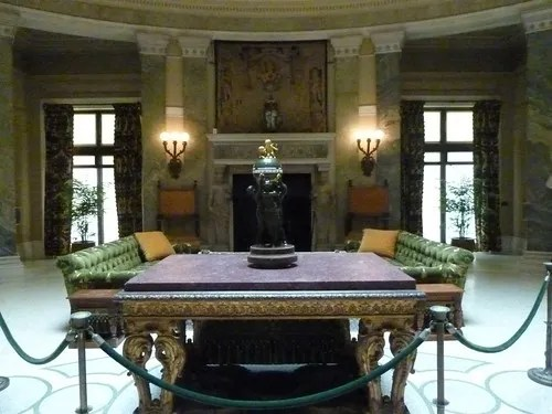 Vanderbilt Mansion, Hyde Park NY (2/6)
