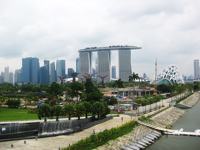 The Singaporean Cityscape