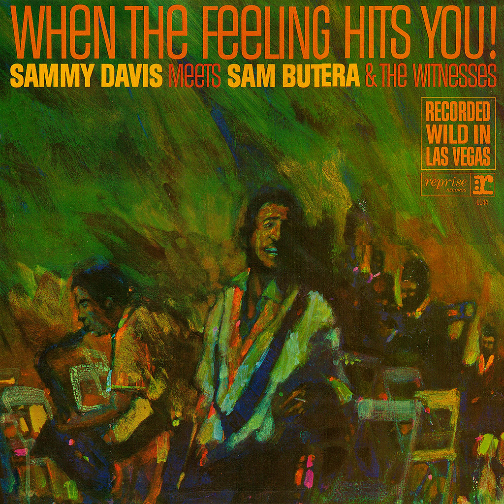Sammy Davis Jr - When the Feeling Hits You!