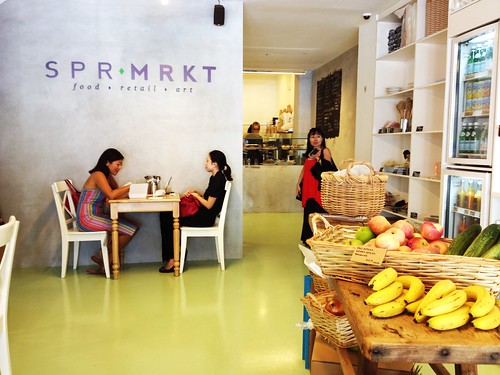 SPRMRKT, McCallum Street, Singapore