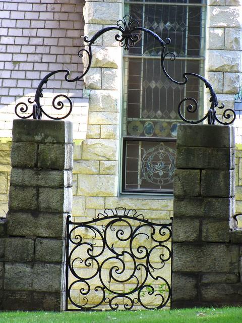 Flourish on Iron Gate