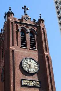 Church in Chinatown