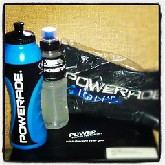 Powerade will donate Php100 for each video uploads of you running on youtube details at www.earthlingorgeous.com