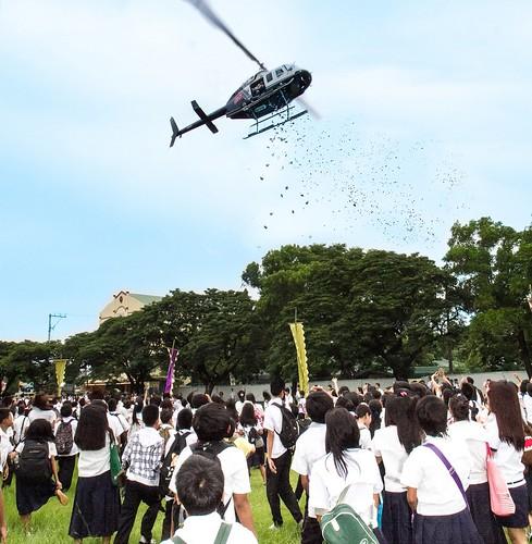Oishi chopper shower