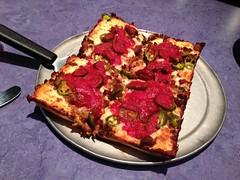 Deep Dish Pizza - Buddy's Restaurant Pizzeria - Dearborn, MI