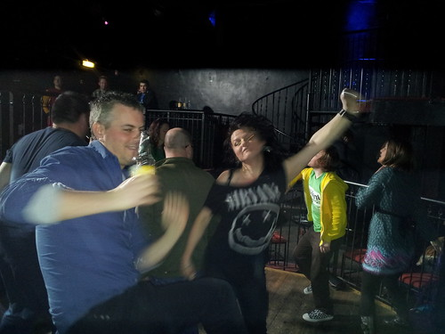 Dancing at Level 3