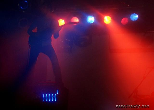 Dillinger Escape Plan - Saturday, 23rd February, 2008 (14)