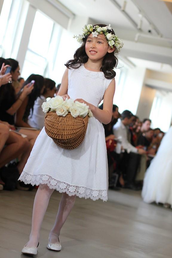 Oscar de la Renta Bridal 2013 112