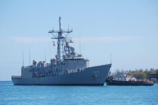 USS Crommelin