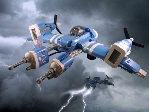 T-160 Thunderbird by JonHall18