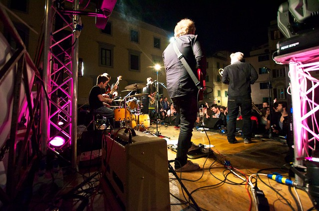 Concerto in Piazza Mentana, Notte Bianca 2012